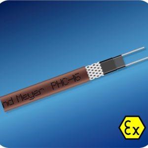 Саморегулирующийся кабель PHC-16 Ex (16 Вт)