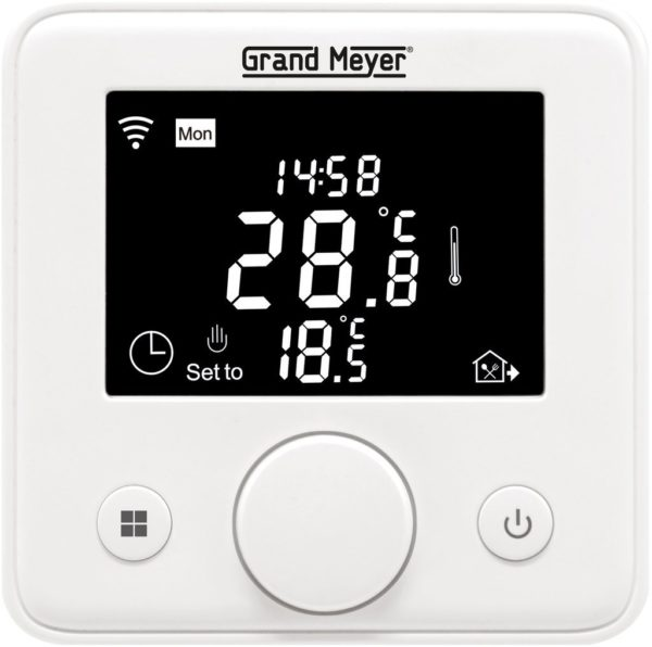 Терморегулятор W330 Wi-Fi