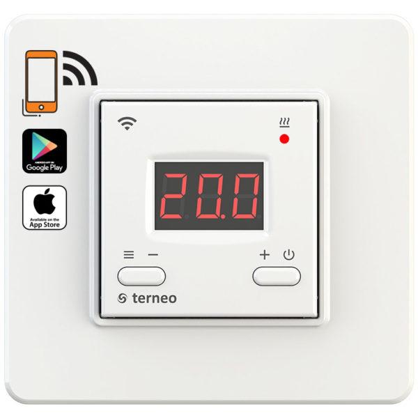 Терморегулятор terneo wi-fi ax750