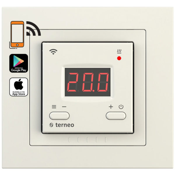 Терморегулятор terneo wi-fi ax unic